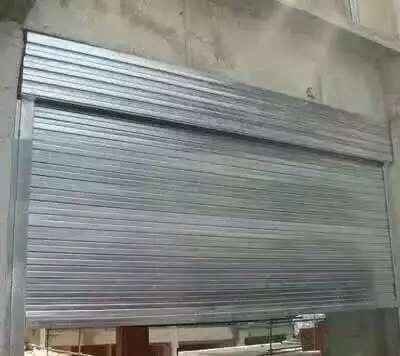钢质复合防火卷帘