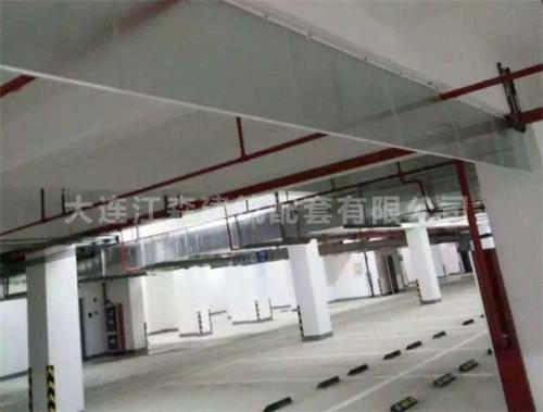 锦州防火玻璃挡烟垂壁