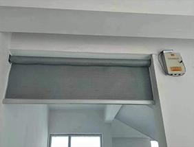 大连电动挡烟垂壁
